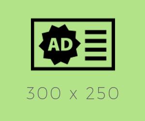 Advertisement Widget: